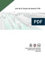 TI-USB Manual de Usuario