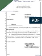 National Federation of the Blind et al v. Target Corporation - Document No. 8