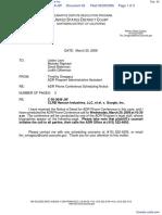 CLRB Hanson Industries, LLC et al v. Google Inc. - Document No. 42