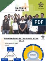 Reunión Con Rectores 21-02-2014