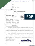 Rendon v. Chertoff et al - Document No. 11