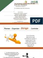 Proceso Administrativo Dirección.