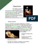 Clasicismo Español 2015