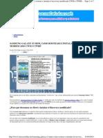 Samsung Galaxy s3 Mini Como Rootea