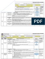 forward planning document for weebly lessons 1-4