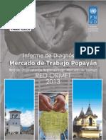 Diagnostico Mercado de Trabajo Popayan