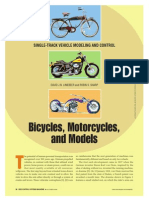 Bicycles Motorcycles Models
