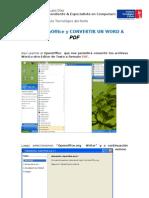 Convertir Un Word a PDF