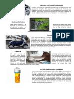 Vehículos Con Celdas Combustible