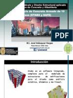 Sesión 02 - Etabs y Safe
