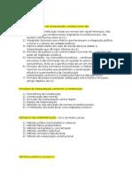Interpretação Da Cf.métodos
