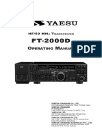 FT-2000D