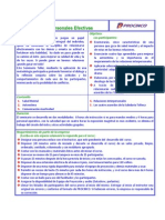 Carta Descriptiva Relaciones Interpersonales Efectivas