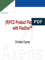 Axens Flex Fcc