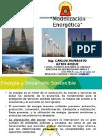 Trabajo 1 Modelizacion Energetica