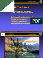 Tectonica de placas Global