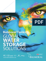Global Water Storage Tanks Brochure