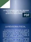 El Revisor Fiscal y El Estatuto Anticorrupcion