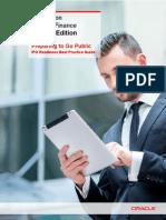 Modern Finance Preparing Public 2489311