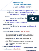 Legal Rules governing Minor's Agreement.pptx
