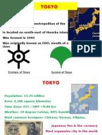 Tokyo Presentation by Chhavi