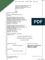 Digital Envoy Inc., v. Google Inc., - Document No. 418