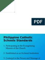 Catholic Education Quadrant (CEAP - MaPSA)