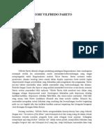 Teori Vilfredo Pareto