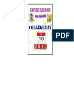 College Day logo