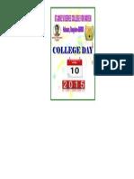 College Day logo