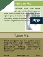 Praktek Kerja Lapangan (LABORATORIUM)