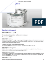 Product data sheet - BIRKOSIT Dichtungskitt ®