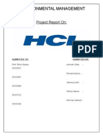 HCL Overview