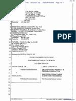 Digital Envoy Inc., v. Google Inc., - Document No. 432