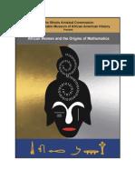 African Women and the Origin of Mathematics - Word