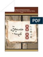 Libraries of Mali - Word
