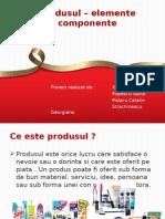 proiect comert