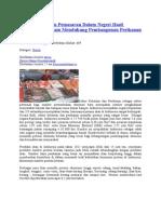 Pentingnya Peran Pemasaran Dalam Negeri Hasil Perikanan di dalam Mendukung Pembangunan Perikanan Nasional.docx