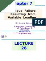 Fatigue Fracture