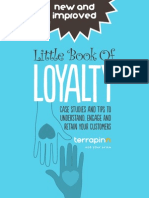 the Little Book of Loyalty