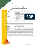 Sikaflex-Construction ( D)