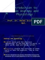 INTRODUCTION OF HUMAN PHYSIOLOGY 2010.ppt