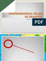Perkembangan Islam Di Spanyol
