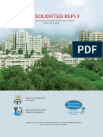 Climate and Disaster Resilient Cities Through Sensative Urban Governance - Consolidated Reply [Solution Exchange]-2012