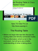How to Create Routing Table in Cisco Packet Tracer.pdf