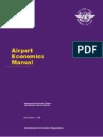 DOC 9562 - Airport Economics Manual, 2006