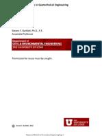 Numerical Methods in Geotechnical Engineering