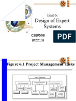 Design of Expert Systems