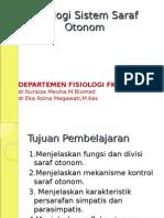 Fisiologi Saraf Otonom
