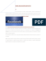 Descripción Facebook Aplicación Gratuita